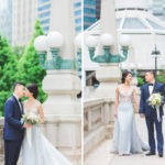 Brandon & Xu Yan Wedding Portraits | Chicago, IL
