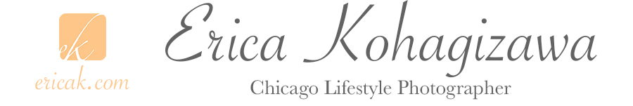 Chicago Lifestyle Photographer | Erica Kohagizawa
